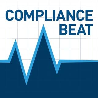 Compliance Beat podcast artwork