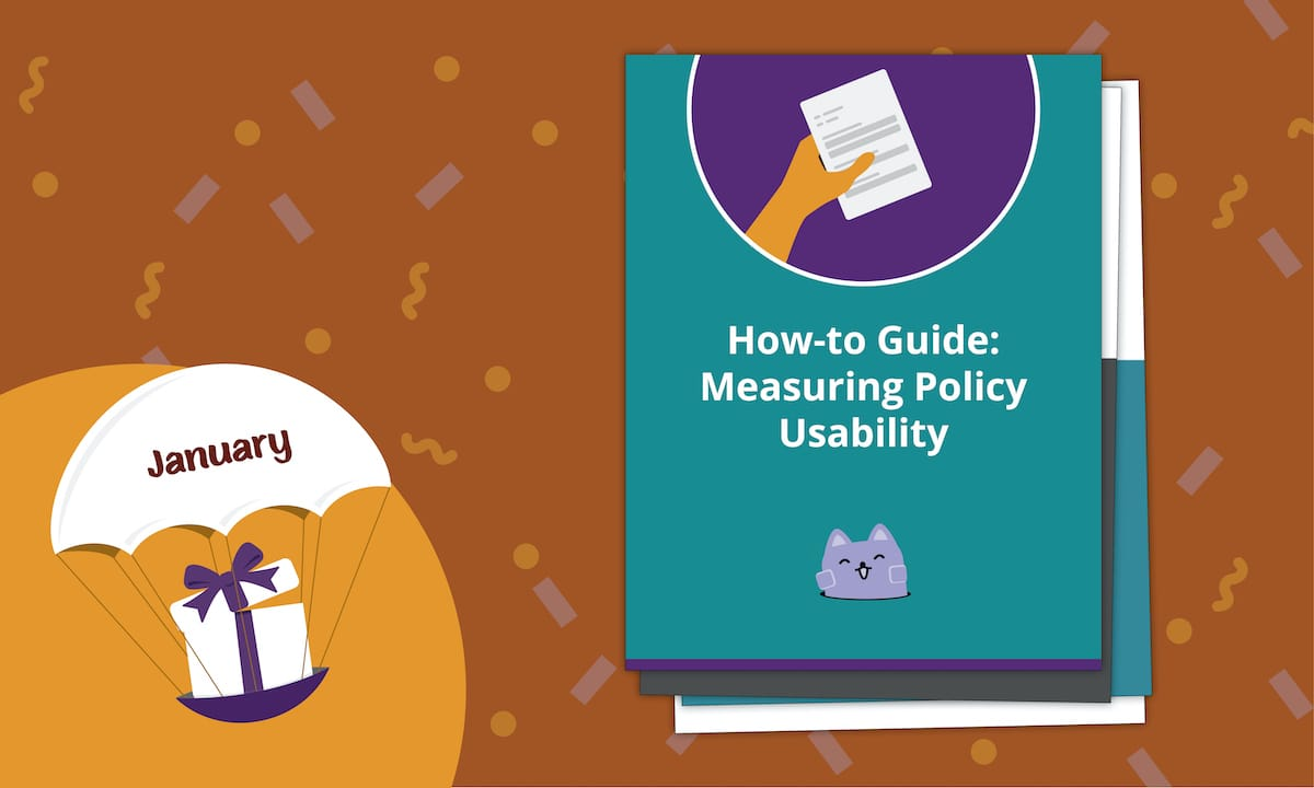 Broadcat's How-to Guide for Measuring Policy Usability