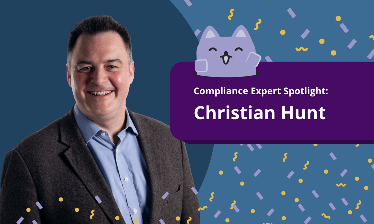 Compliance Expert Spotlight: Christian Hunt